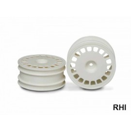 53880 Buggy-Wheels DF-Dish white front