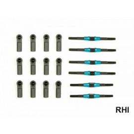53940 DF03 Hard Turnbuckle Shaft Set