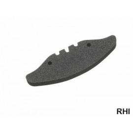 54145, TB-03/TRF416WE EX Urethan Bumper