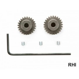 54218 Pinion Gear Set 24/25 Teeth