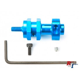 54240 F104 Alu Clamp Type Wheel Stopper