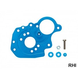 54268, M-06 Alu Motor Mount blue