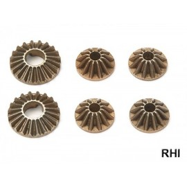 54428, TA06 RC Steel Bevel Gears