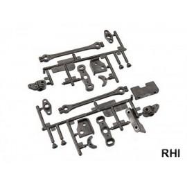 54460 RM-01 Carbon Reinforced L Parts