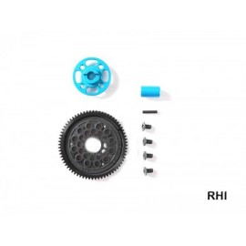 54500 TT-02 High Speed Gear Set 68T