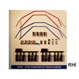 54561 DT-03 Stabilisatorenset v/h