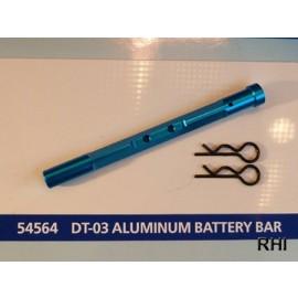 54564 DT-03 Aluminium-Batteriehalter