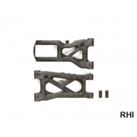 54569,TRF418 D-Parts Suspension Arms