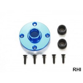 54602, RC Alum Gear Diff Unit Cover -