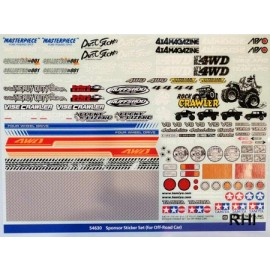 54630, Off-Road Stickers