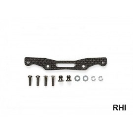 54659, RC MF-01X Carbon Damper Stay -