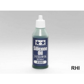 54712, Silicon-olie 500 40ml