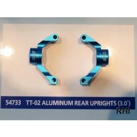 TT-02 Alu Achssch. 3° hi.(2) blau