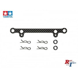 54783, RC TC Carbon Crossmember - Rear