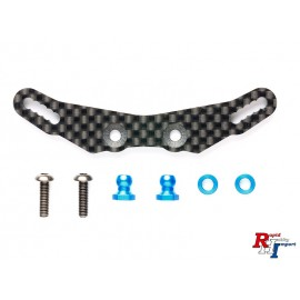 54803 TB-05 Carbon Damper Stay (Front)