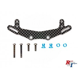 54804 TB-05 Carbon Damper Stay (Rear)
