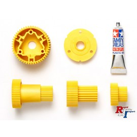 54809 GF-01/G6-01 Gear Set (Yellow)
