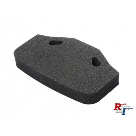 54819 TT-02/01-E XL Uretahn-bumper black