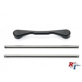 54820 TB-02B Stainless Steel Shaft
