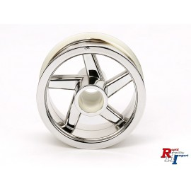 54842 T3-01 Front Wheel Chrome Plated