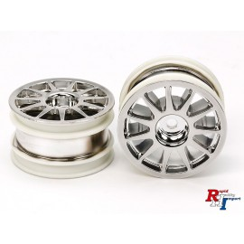 54824 M-Chassis 11-Spoke Wheels 2pc.