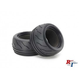 54830 T3-01 Rear Wide Semi-Slick Tires