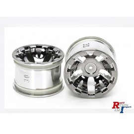 54831 T03-01 Rear Chrome Plated Wheels