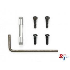 54842 T3-01 Aluminum Front Axle Shaft