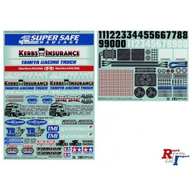 54844 Marking Stickers for 1/14 Truck