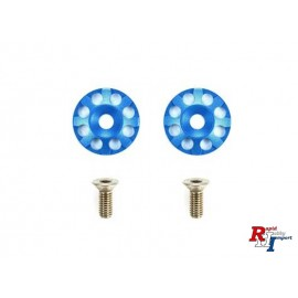 54849 Aluminum Wing Washers (Blue)