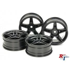 54853 Medium-Narrow Twin 5-Spoke Wheels