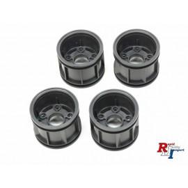 54873 WR-02CB T-Parts Wheel Rims (2+2)