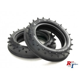 54896 2WD Rib-Spike Front Tires (2pcs.)