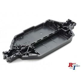 54926 TT-02 Lower Deck (Hard/Black)