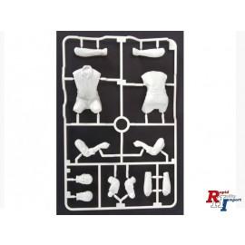 56536 1/14 truck driver figuur kit