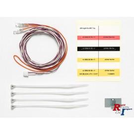 56550 MFC-LED wit Ø3MM (2) lang 1100mm