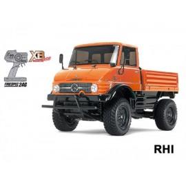 57843, 1/10 CC-01 XB Unimog 406 orange