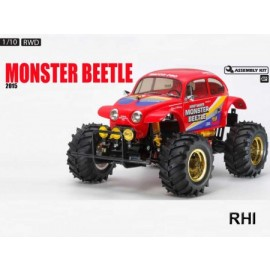 58618 1/10 RC Monster Beetle 2015