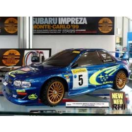 58631 1/10 Impreza Monte-Carlo 99 TT-02