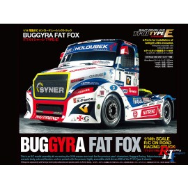 58661 1/14 R/C Buggyra Racing Fat Fox