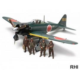 61027, A6M5c Type 53 Zero Fighter (ZEKE)