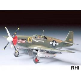 61042, 1/48 North American P-51B Mustang