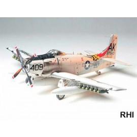 61058, 1/48 Douglas A-1H Skyraider U.S.