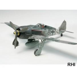61095, 1/48 Focke-Wulf Fw190 A-8/A-8 R2