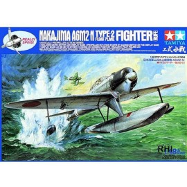 61506 1/48 Nakajima A6M2-N RUFE Pro