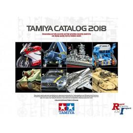 Tamiya Plastic Catalog 2018