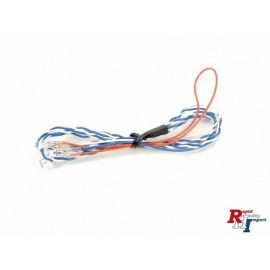 7175098 RC Aux Light R White 3mm LED
