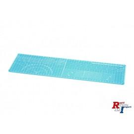 74144 Snijvlak Alpha 420x148mm blauw