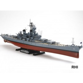78028, 1/350 U.S. Battleship BB-62 New