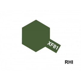 81781 XF-81 donker groen 2RAF mat 10 ml